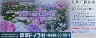 東京ドイツ村の高価買取