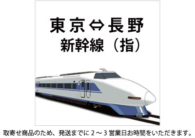 長野新幹線 東京~長野 指定