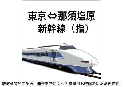 東北新幹線 東京~那須塩原 指定