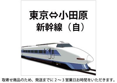 新幹線 東京-小田原 自由席