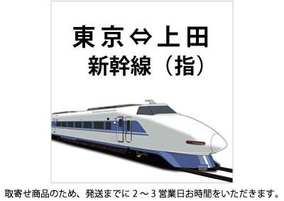 長野新幹線 東京~上田 指定