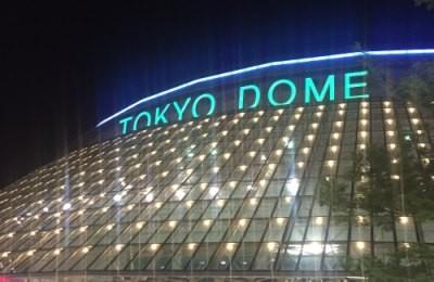 東京ドーム開催/巨人(ジャイアンツ)戦チケット
